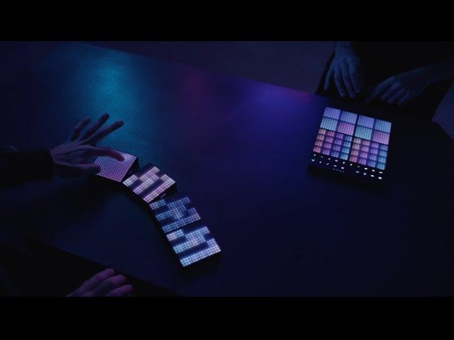 Introducing ROLI BLOCKS ft. PARISI