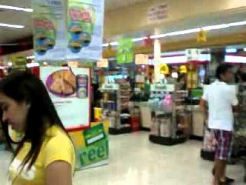 Video Trip Sa Supermarket HAHAHA! :D