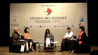 preview picture of video 'Dhaka Art Summit - Talks - The Emergence of South Asian Art - Bangladesh and the Future - Part 1'