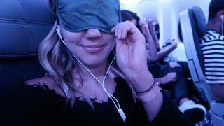 Surviving A Long Haul Flight! - Video Youtube
