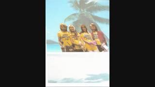 ABBA Happy Hawaii Handemade cartoon clip