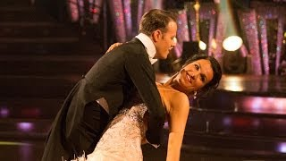 Susanna Reid & Kevin Waltz to 'You Light Up My Life' - Strictly Come Dancing - BBC One