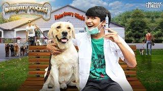 DOG SHORT FILM   NAUGHTY POCKET   DOG VACCINATION   LABRADOR    MOHAK MEET     SEEMA