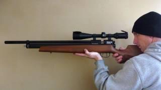 Benjamin Marauder .25 Review (A Real Hunting Air Rifle)