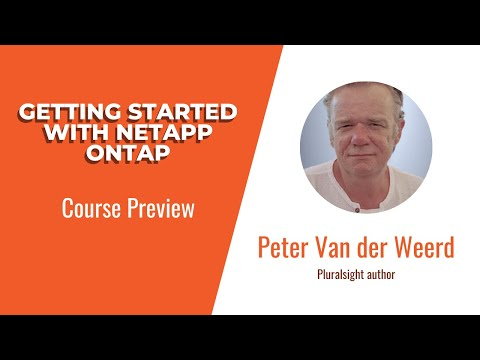 NetApp Skills: Getting Started with NetApp ONTAP Course Preview ...