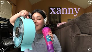 Xanny Cover