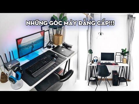 Những góc máy (chơi game) đẹp nhất Việt Nam tháng 07/2018: ĐỈNH CHƯA TỪNG THẤY!