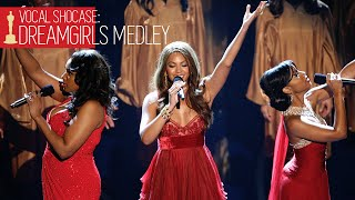 Vocal Showcase: Dreamgirls Medley - Beyoncé, Jennifer, Anika (2007)
