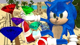 SONIC THE HEDGEHOG MOVIE IN MINECRAFT! Episode 1 (official) Minecraft Animation Series