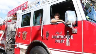 Fire Station Gets A Major, Much-Needed Makeover!