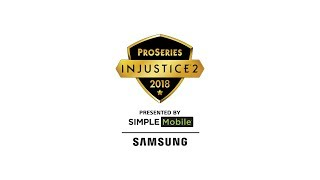 2018 Injustice 2 Pro Series Presented by Samsung and SIMPLE Mobile - Evolution Day 1
