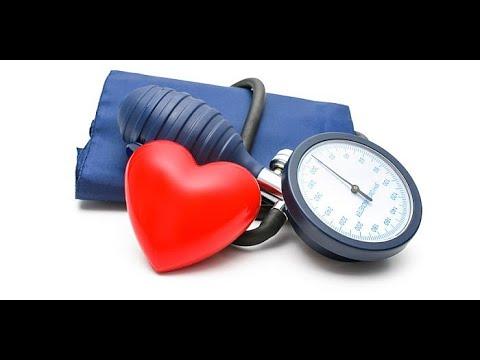 Hipertenzija bol srca
