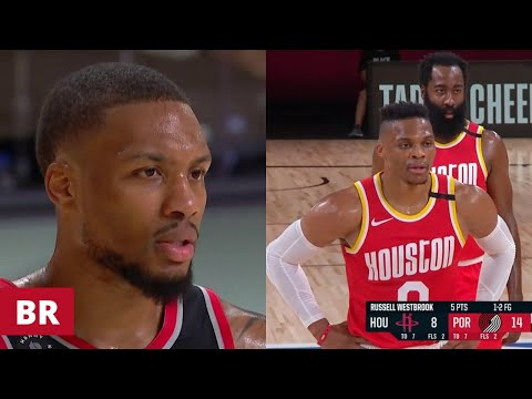 Rockets vs Trail Blazers Full Game Highlights | NBA Games Today