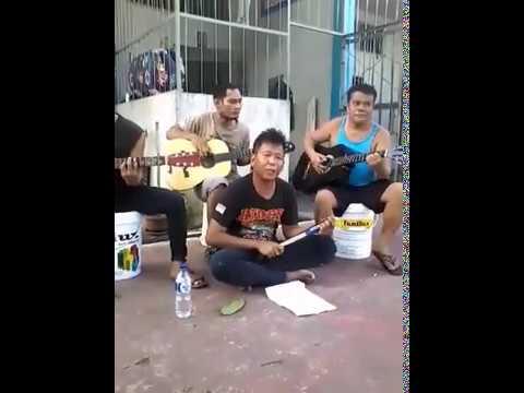 Kreatifitas lapas klas II B Bangkinang