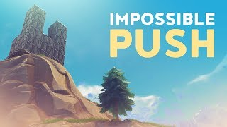 LORD OF THE EYRIE! IMPOSSIBLE PUSH - SOLO vs. SQUAD ENDING (Fortnite Battle Royale)