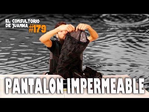 PANTALON IMPERMEABLE MONTANE. Consultorio 179 💦.