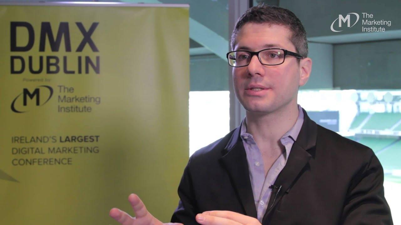 Philip Trippenbach, Edelman - Interview @ DMX Dublin 2016