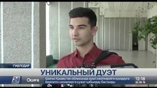 Два юных виртуоза из РК и РФ покорили публику своей игрой