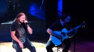Dream Theater - Beneath The Surface (Acoustic) - Credicard Hall - São Paulo - 2012-08-26