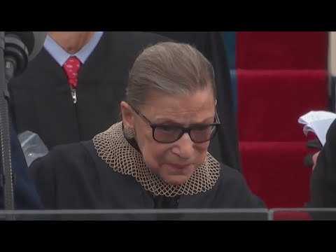 Ruth Bader Ginsburg has died of cancer at age 87
