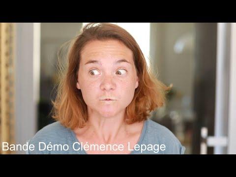 Bande démo Clémence Lepage