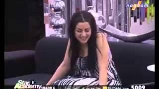 star academy 8.14/5/2011.حسام متضايق من سارة وعم يتخانقوا