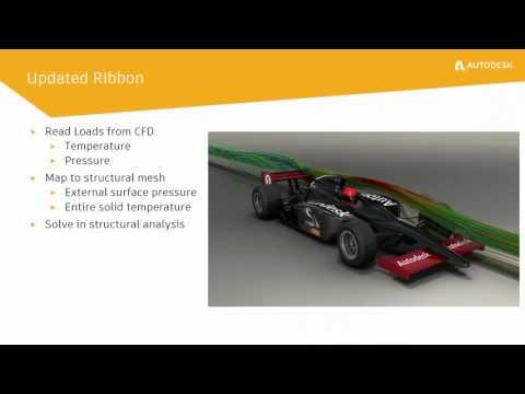What's New in Autodesk Nastran In-CAD 2018