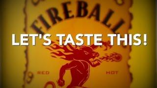 Propylene Glycol / Antifreeze / Recall / Fireball Cinnamon Whisky Review - Let's Taste This -