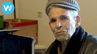 This 100-years-old man reveals the secrets of a long life