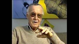 Stan Lee - Creating 'The Hulk', 'Spider-Man' and 'Daredevil'