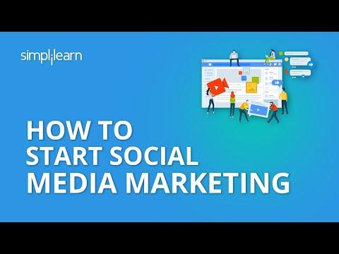 How To Start Social Media Marketing | Social Media ... - YouTube