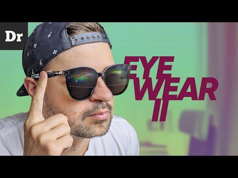 EYEWEAR II: Умные очки от Huawei