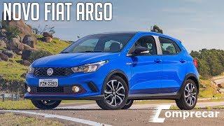 Lançamento novo Fiat Argo