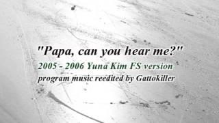 Yuna Kim [2005-2006 FS]