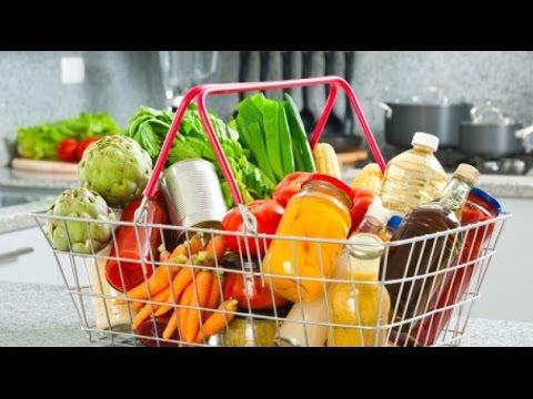 Список продуктов для похудения. Первая неделя. 30 дней диеты