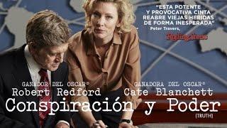 Conspiración Y Poder Truth  Trailer Oficial Subtitulado Al Español