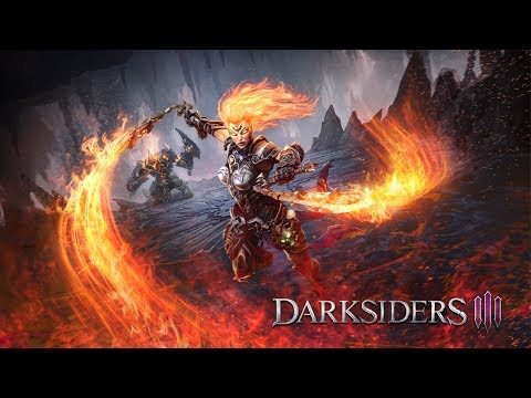 Darksiders III -  Flame Hollow Trailer thumbnail