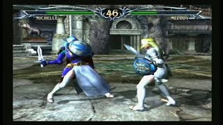 Soul Calibur III Custom OC Battles Part 2