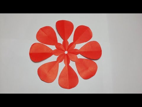 Paper Cutting How To Make Simple Paper Cutting