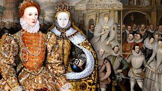 Isabel I de Inglaterra, la reina virgen.
