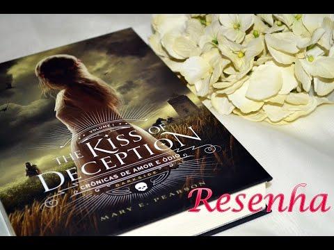 Resenha: The Kiss Of Deception ? Mary E. Pearson   Garotas de Papel