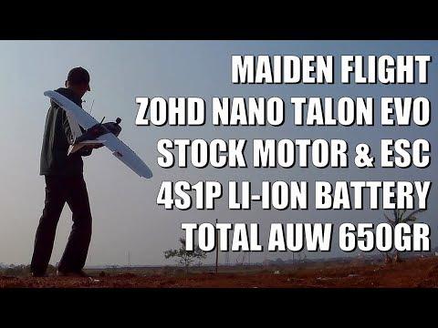 zohd-nano-talon-evo--maiden-flight
