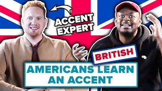 Dialect Coach Teaches How To Do A British Accent thumbnail