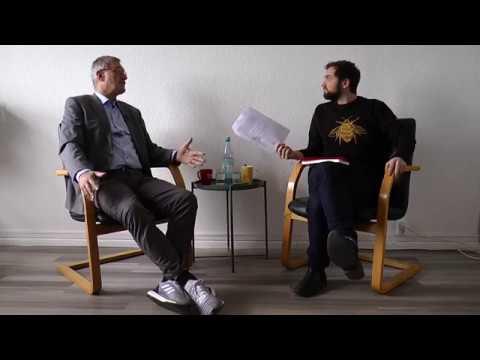 Frag den Parteivorsitzenden! Mit Bernd Riexinger und Björn Harras