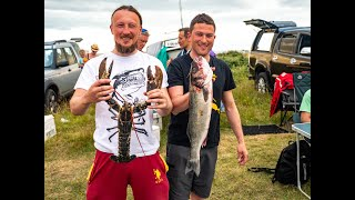 Spearfishing in UK - Summer 2019 mixed trips