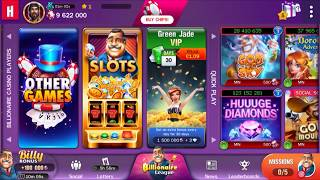 Slots Billionaire Casino Hack