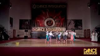 Dance Integration 2018  - 1710 - Случай в деревне Школа балета 32 Fouette Ухта