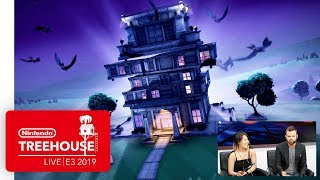 Luigi's Mansion 3 Gameplay Pt. 2 - Nintendo Treehouse: Live | E3 2019