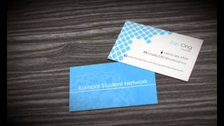 preview picture of video 'Butterworth Name Card, Business Card, Design, Printing, Delivery in Butterworth Penang'