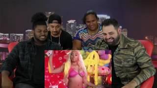 "6ix9ine, Nicki Minaj, Murda Beatz - ""FEFE"" (Official Music Video) *REACTION*"